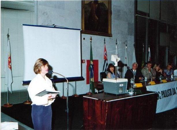 Palestra na Câmara Municipal de São Paulo